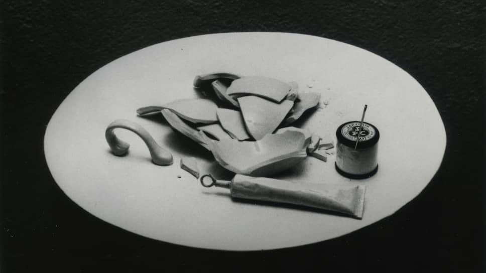 «Склеивание», 1966