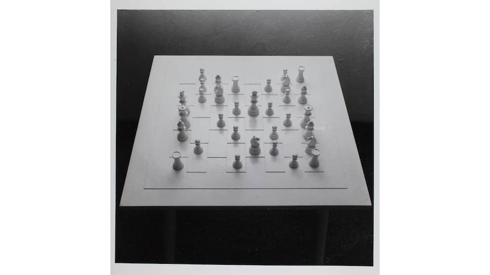 «Белые шахматы», 1966