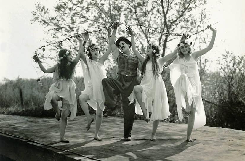 «Солнечная сторона», 1919