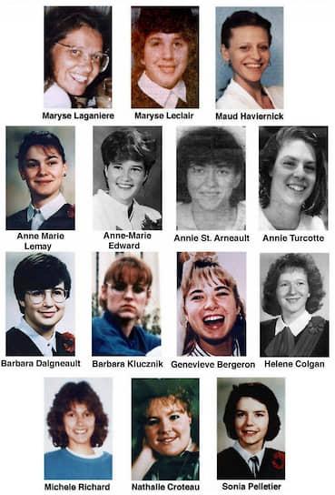 Погибшие 6декабря 1989