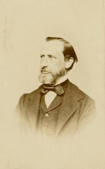 Анри Нестле, 1867