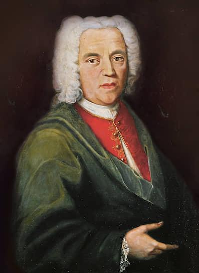 Иоганн Фарина, XVIIIвек