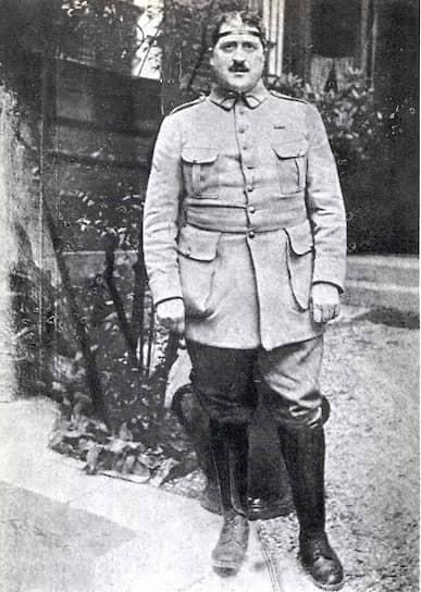 Гийом Аполлинер, 1916