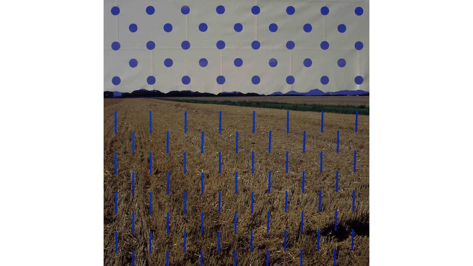 Франциско Инфанте и Нонна Горюнова. Из цикла «Реверсивные инсталляции», 1997