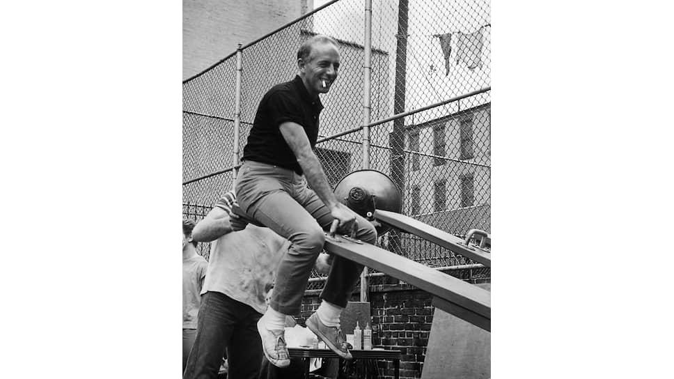 Джером Роббинс, 1961