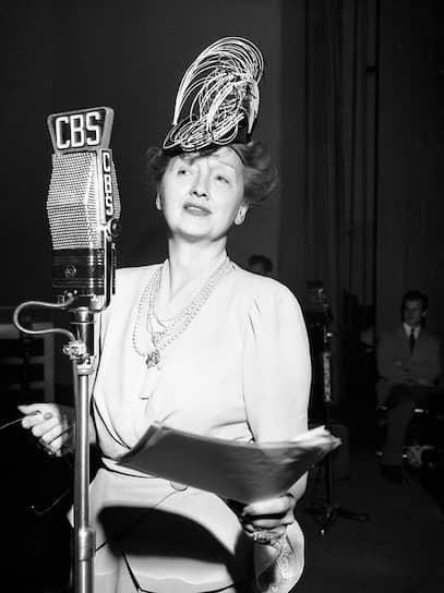 Хедда Хоппер, 1944