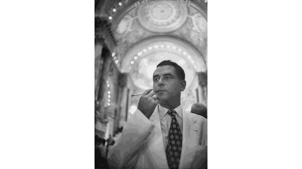 Джон Перифуа, 1955