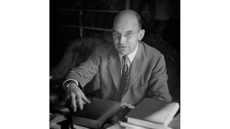 Фрэнсис Отто Маттисен, 1947