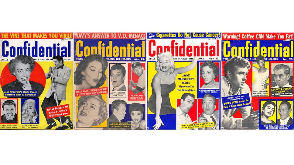 Confidential, 1957–1958