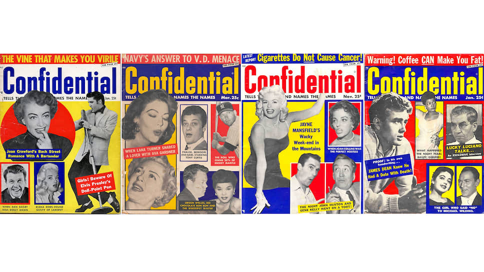 Confidential, 1957–1958