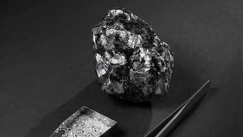 Ископаемое с большим будущим  / Елена Стафьева об алмазе Sewelo