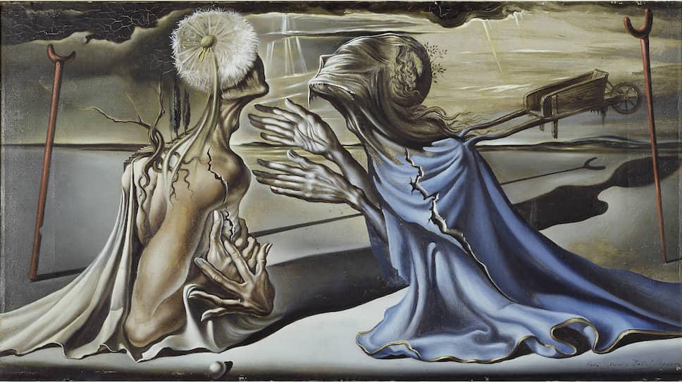 «Безумный Тристан», 1944