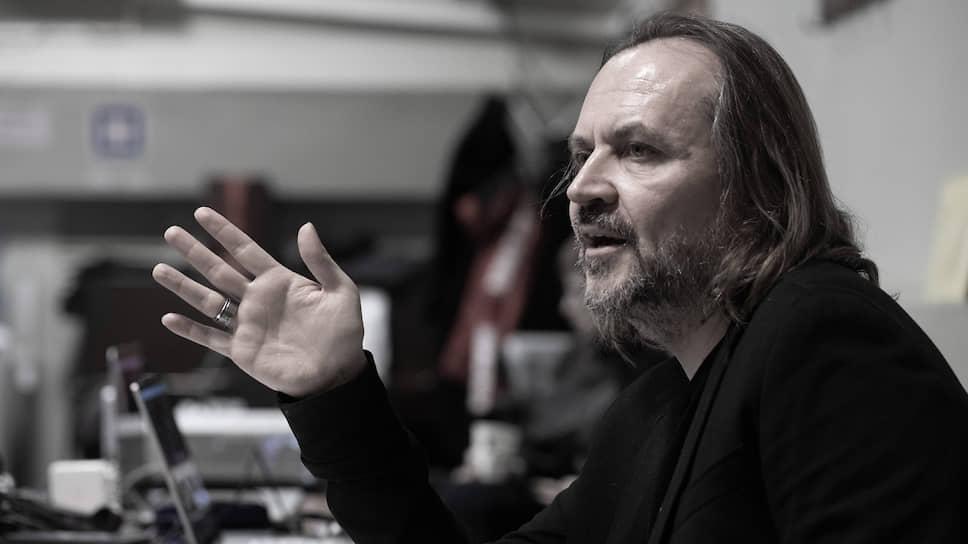 Оскарас Коршуновас о «Чайке», «Гамлете» и современном театре
