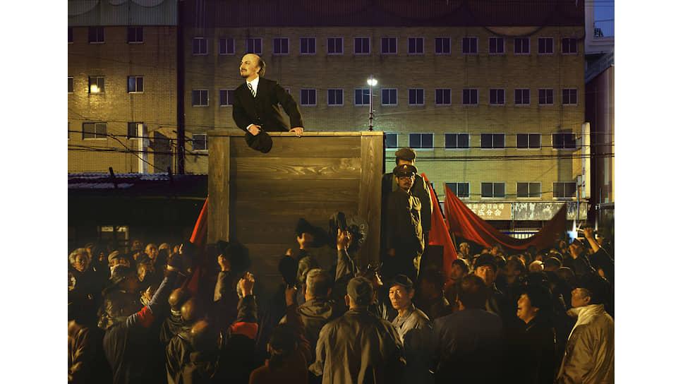 Ясумаса Моримура «Реквием: Владимир в ночи, 1920». 2007