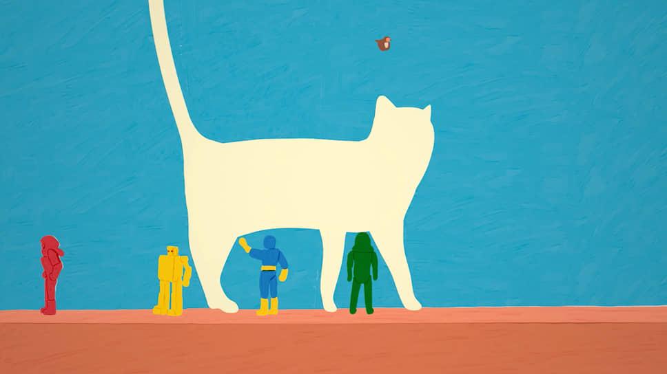 «Кошачьи дни». Йон Фриккей, 2018