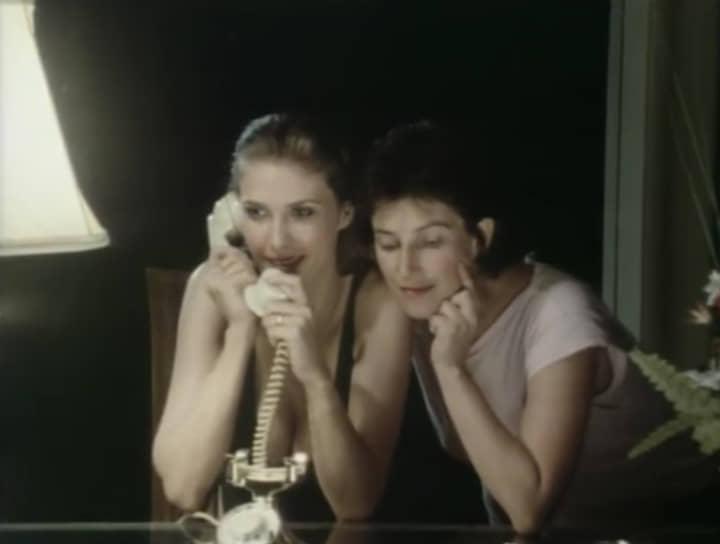 «Семейный бизнес». Шанталь Акерман, 1984