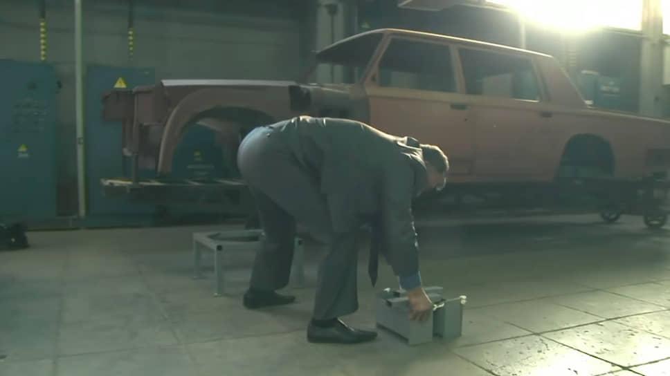 «Последний лимузин». Дарья Хлесткина, 2013