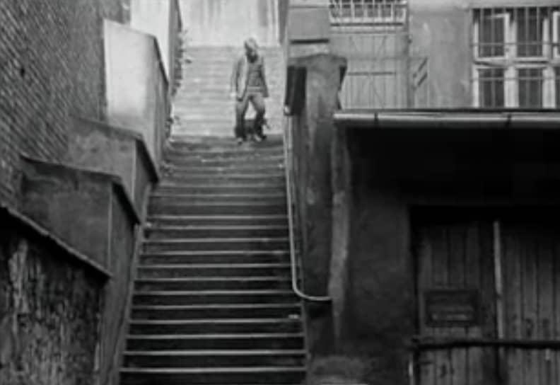«Чужак». Ян Ерузал, 1967