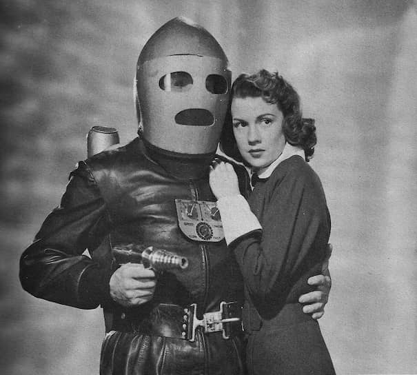 «Зомби из стратосферы». Режиссер Фред С. Браннон, 1952