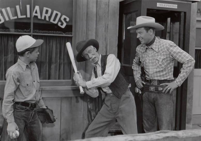 «Бонанза Серебряного города». Режиссер Джордж Блэр, 1951