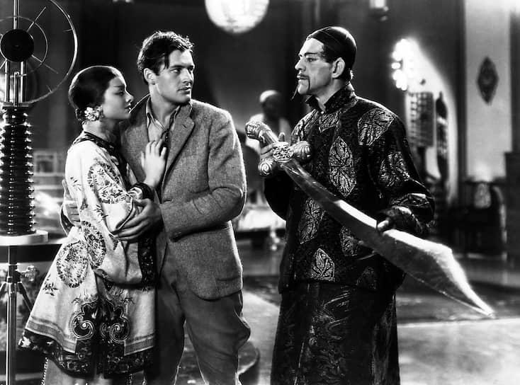 «Маска Фу Манчу». Режиссеры Чарлз Брейбин, Чарльз Видор, 1932