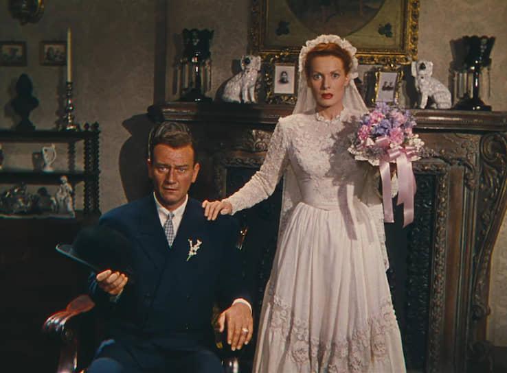«Тихий человек». Режиссер Джон Форд, 1952