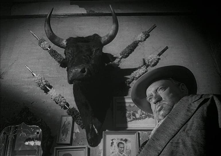 «Печать зла». Режиссер Орсон Уэллс, 1958