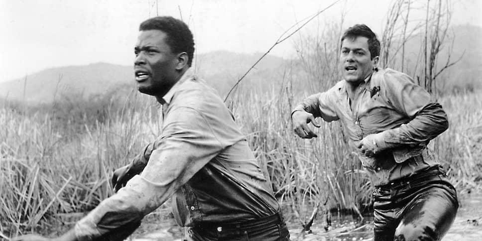 «Скованные одной цепью». Режиссер Стэнли Крамер, 1958