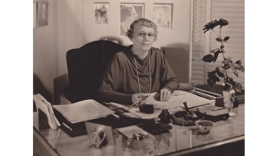 Ида Коверман, 1930-е