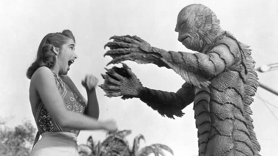 «Тварь из Черной лагуны». Режиссер Джек Арнольд, 1954