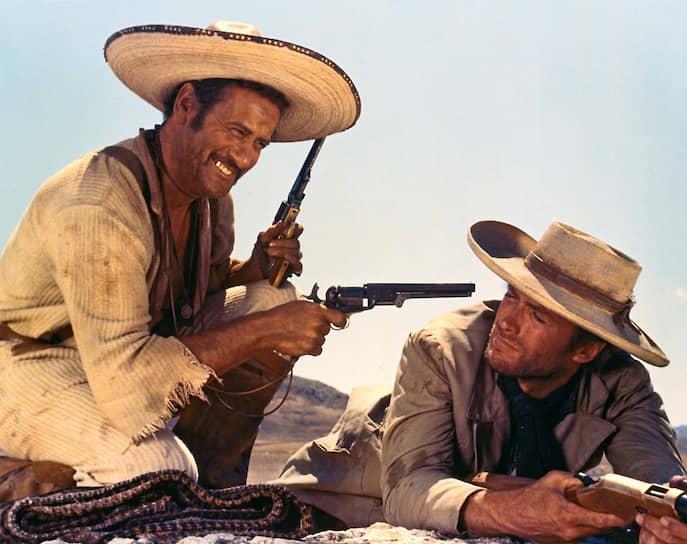 «Хороший, плохой, злой». Режиссер Серджо Леоне, 1966