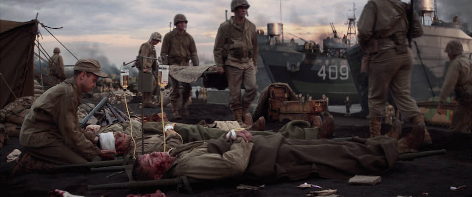 «Письма с Иводзимы». Режиссер Клинт Иствуд, 2006