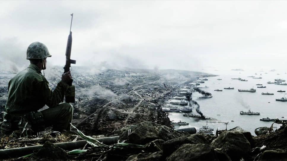 «Флаги наших отцов». Режиссер Клинт Иствуд, 2006