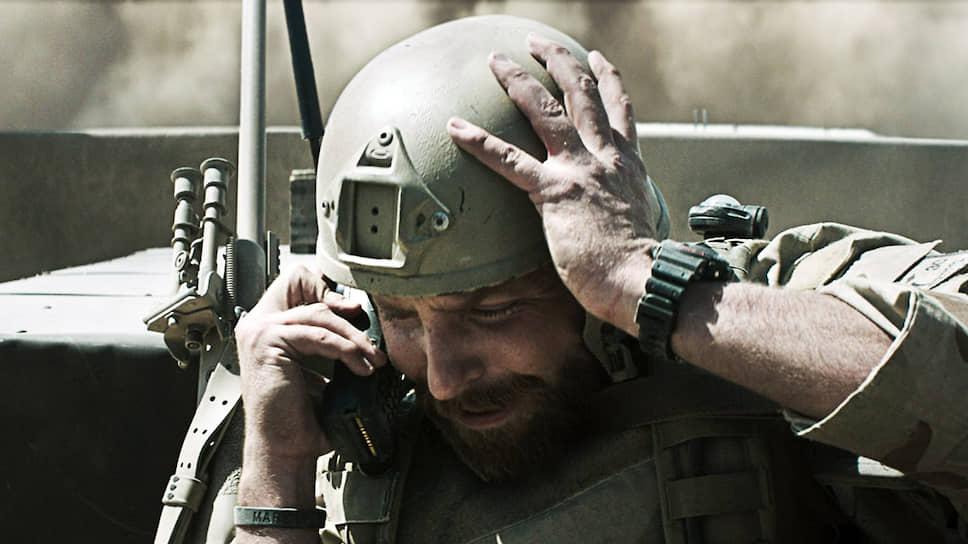 «Снайпер». Режиссер Клинт Иствуд, 2014