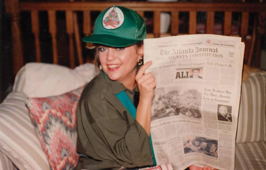 Кэти Скраггс, конец 80-х—начало 90-х