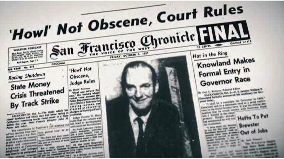 San Francisco Chronicle, 4октября 1957