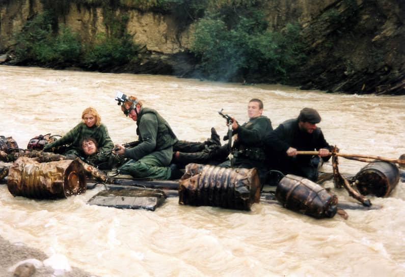 «Война», режиссер Алексей Балабанов, 2002