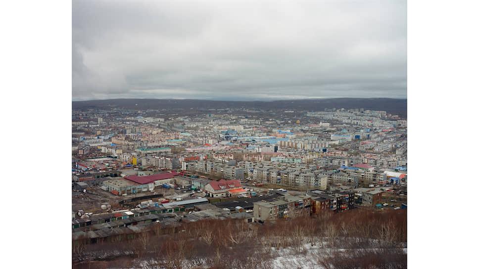 Петропавловск-Камчатский, 23 мая 2014