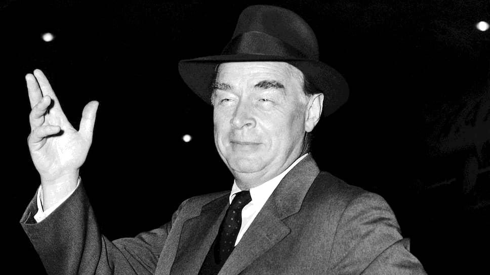 Эрих Мария Ремарк, 1956