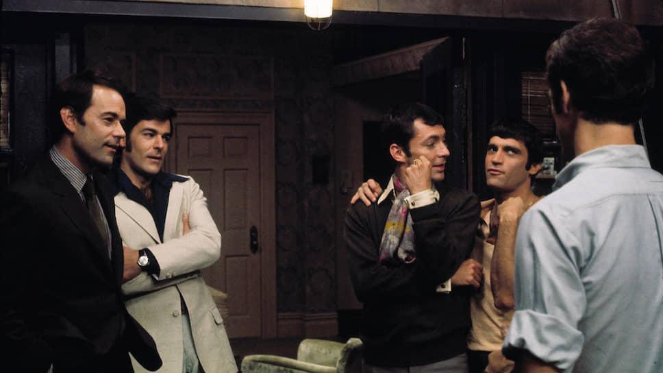 «Оркестранты». Режиссер Уильям Фридкин, 1970