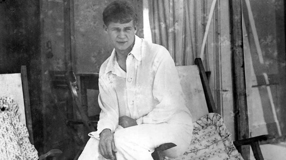 Сергей Есенин, 1922
