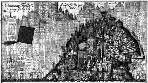 Что будет с размером города  / Григорий Ревзин о городе будущего