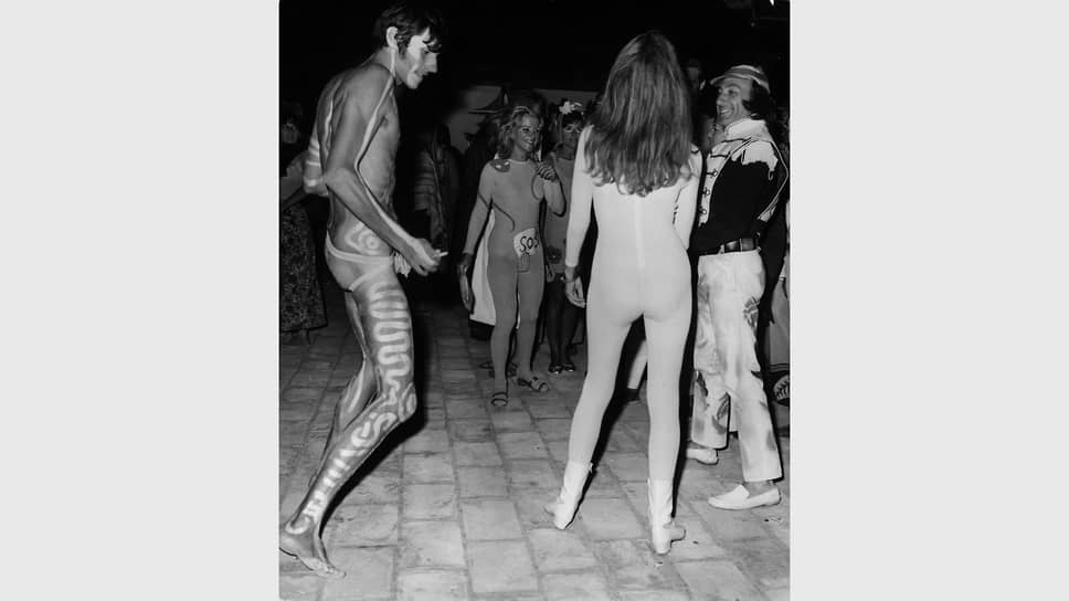 Рейв в Сен-Тропе, 1967