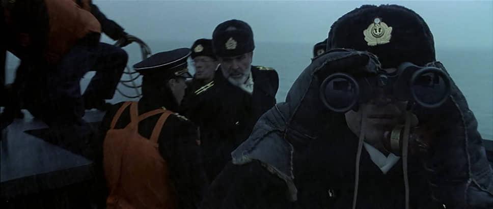 """«Охота за Красным """"Октябрем""""». Режиссер Джон Мактирнан, 1990"""