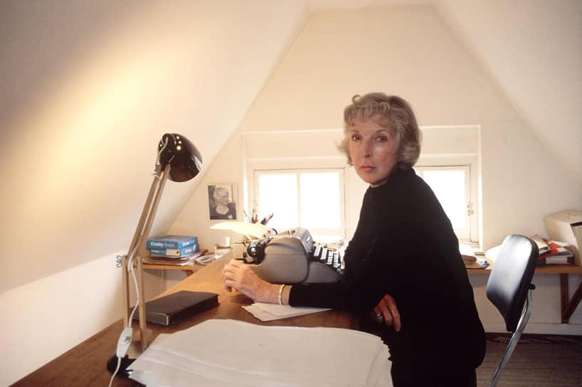 Марта Геллхорн, 1978