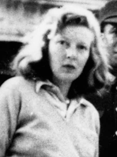 Марта Геллхорн, 1941