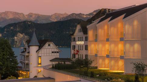 Велнес открывает границы  / Елена Стафьева о новой швейцарской резиденции Chenot