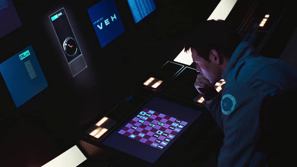 «2001год: Космическая одиссея». Режиссер Стэнли Кубрик, 1968