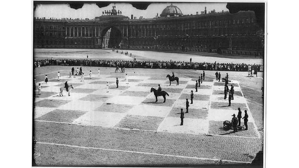 Дворцовая площадь, Ленинград, 20 июля 1924
