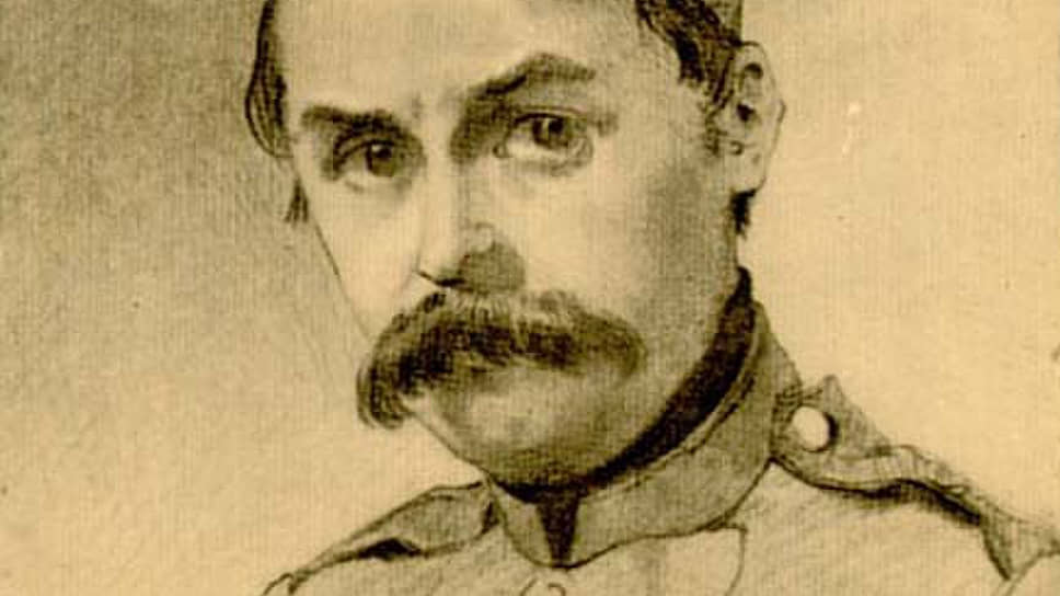 "Тарас Шевченко. ""Автопортрет"", 1847"